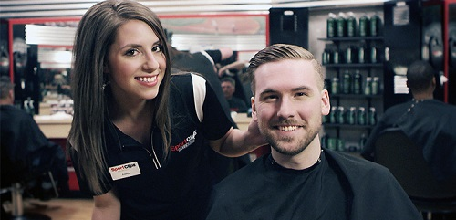 Sport Clips Haircuts of Madison ​ stylist hair cut